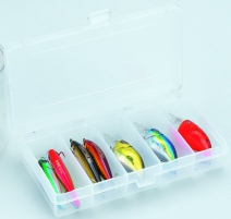 Коробка SERT Tackle Box 5 отделений