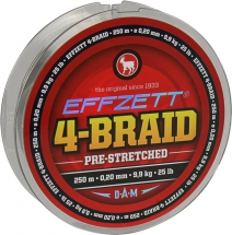 DAM MOSS GREEN EFFZETT 4-BRAID