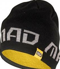 DAM Mad Knitted Beanie With Fleece
